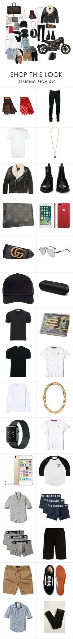 """Kylie, indo de NY para Miami."" by vejacomotenpovoa ❤ liked on Polyvore featuring Louis Vuitton, Italia Independent, Marcelo Burlon, Neil Barrett, Gucci, Marc Jacobs, Givenchy, Miss Selfridge, Beats by Dr. Dre and Versace"