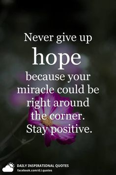 1039 Best Hope Quotes Images In 2019 Messages Thoughts Cherish
