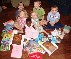 Low-Maintenance Curriculum for a High-Maintenance Family (2011 Curriculum Fair) - Simple Homeschool