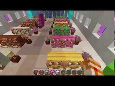 Bon lundi de Pâques avec Lucie sur Minecraft et sa map