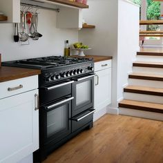 A range cooker is the essential ingredient for any keen cook's kitchen. It will fill a space with character and make you a better chef in the process New Kitchen, Range Cooker, Kitchen, Cooking Range, New Kitchen Cabinets, Cabinet, Kitchen Remodel, Best Range Cookers, Dual Fuel Range Cookers