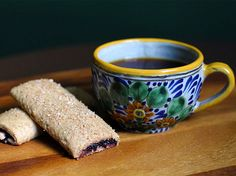 DIY Blueberry Cereal Bars - I used the charoses apple jam and they are great. The dough is a bit messy to work with, but they came together really easily even if stickily. Great for lunchboxes I think.