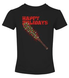 # Best HAPPY HOLIDAYS LUCILLE NEGAN front Shirt .  shirt HAPPY HOLIDAYS LUCILLE NEGAN-front Original Design.Tshirt HAPPY HOLIDAYS LUCILLE NEGAN-front is back . HOW TO ORDER:1. Select the style and color you want:2. Click Reserve it now3. Select size and quantity4. Enter shipping and billing information5. Done! Simple as that!SEE OUR OTHERS HAPPY HOLIDAYS LUCILLE NEGAN-front HERETIPS: Buy 2 or more to save shipping cost!This is printable if you purchase only one piece. so dont worry, you will…
