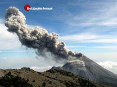 Guatemala's Volcán de Fuego growing increasingly restless