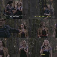 Has to be one of my favorite scenes Legacy Tv Series, Cw Series, Series Movies, Vampire Diaries Memes, Vampire Diaries The Originals, Legacy Quotes, Sherlock Series, Vampier Diaries, Hope Mikaelson