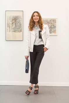 Frieze New York: Street-Style Photos of Marc Jacobs, Raf Simons, and More by Melodie Jeng