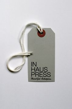 in house press
