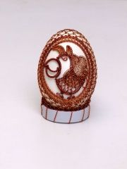 Opletané vajíčko - pelikán