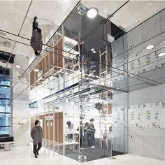 Mirror Ceilings