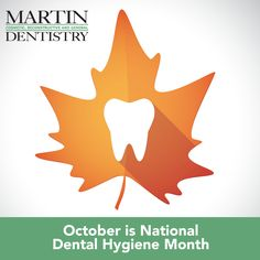 """National Dental Hygiene Month is recognized in October by dental providers all over the country. National Dental Hygiene Month is sponsored by both the American Dental Hygienists' Association and the Wrigley Oral Healthcare Program. The goal is to educate our patients on """"The Daily 4"""" in hopes that this set of guidelines become positive personal habits that last a lifetime. Brushing, flossing, rinising and chewing are essential to good dental habits. Maintaining a good dental hygiene…"""