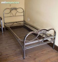 cama antigua niquelada - Buscar con Google
