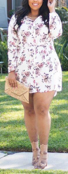 Plus Size Outfits For Women // #plussize #plussizefashion #outfits