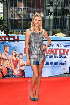 """Kelly Rohrbach - """"Baywatch"""" Photocall in Berlin – - Celebrity Nude Leaked! Baywatch 2017, Kelly Rohrbach, Stylish Clothes For Women, Zac Efron, 30th, Berlin, People, Nude, Legs"""