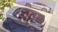 Volkswagen quiere competir con Tesla y su Model X • First Drive México