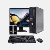 "Dell OptiPlex 755 Desktop with 17"" Monitor $254.99 - http://www.pinchingyourpennies.com/dell-optiplex-755-desktop-17-monitor-254-99/ #Backtoschool, #Computers, #Pinchingyourpennoes"