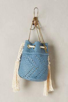 Pescadero Bucket Bag by Claramonte #anthrofave #anthropologie