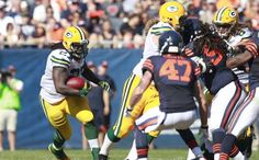 Despite a up-tempo attack, the Packers remain focused on finding ways to get Eddy Lacy steady work.