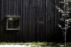 Estudio BaBO has designed a row of black timber houses using Norwegian-style construction methods Black Cladding, Timber Cladding, Cladding Ideas, External Cladding, Villas, Wooden Facade, Best Architects, Argentine, Facade Architecture