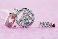 Take the guesswork out of Mother's Day shopping, and surprise Mom with a beautiful locket.