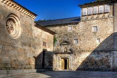 Mosteiro de  Santa Maria de Valdeflores, Viveiro (Lugo)