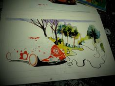 My children book illustrations project.