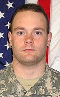 Army SGT. Derek T. Stenroos, 24, North Pole, Alaska.  Died November 5, 2007, serving during Operation Iraqi Freedom. Assigned to 1st Brigade Special Troops Battalion, 1st Brigade Combat Team, 10th Mountain Division (Light Infantry), Fort Drum, New York. Died in Tal Al-Dahab, Iraq, of injuries sustained when an improvised explosive device detonated near his vehicle during combat operations.