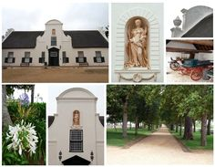 Groot Constantia - South Africa's oldest wine estate situated inside the Cape Town metropolitan area in the Southern Suburbs. Cape Colony, History Of Wine, Cape Dutch, Dutch House, Dream City, Architecture Plan, Cape Town, South Africa, Holland