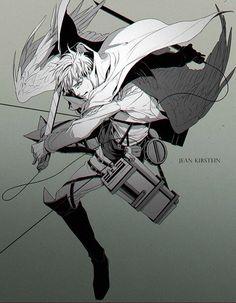 Fan-art of Shingeki No Kyojin