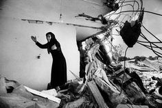 Lebanon (A Palestinian woman in Beirut.)    1982    Don McCullin