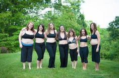 """CT Moms Group Reveal Their Bodies Post-Baby - a better reality of what some """"real"""" women (meaning not celebrities) look like post-partum! embrace your body, you are beautiful! Post Baby Body, Real Women Bodies, Female Bodies, Mom Body, Best Workout Routine, Postpartum Belly, Mom Show, Real Moms, Baby Belly"""