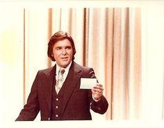 Chuck Woolery , Wheel of Fortune's original host, was hand ...