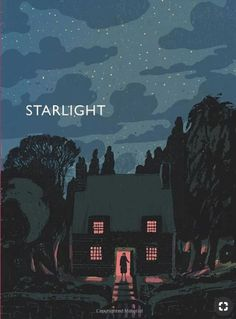 Starlight (Vintage Classics) by Stella Gibbons Book Cover Art, Book Cover Design, Book Design, Illustrations, Book Illustration, Angst Im Dunkeln, Art Design, Graphic Design, Stella Gibbons