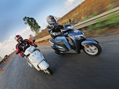 """Honda Activa 125 vs Suzuki Access 125: Comparison Review"" Complete Automobiles Car Bike Reviews tips advises at GISMaark visit to read http://www.gismaark.com/UsefullAutomobiless.aspx"