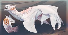 Marine Creature by IrisDesert on DeviantArt
