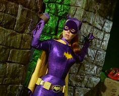 'Yvonne Craig' as 'Batgirl' on the 'Batman TV Series' (1966–1968)