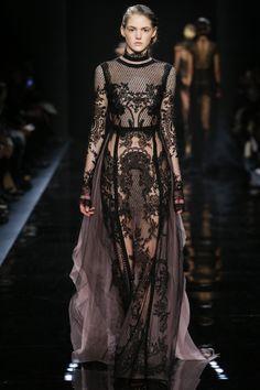 Reem Acra Fall 2016 Ready-to-Wear   #Fashion Show #Runway