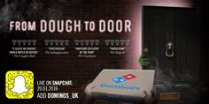 Domino's ties Snapchat ads to pizza orders but admits platform is still hard to measure   The Drum