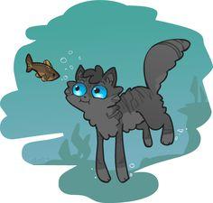 Riverclan by Nifty-senpai on DeviantArt Nifty Senpai, Cat Drawing, Drawing Ideas, Warrior Cats Series, Stupid Cat, Warrior Drawing, I Still Love Him, Star Wars, Comic