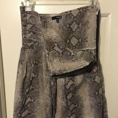 Hurley Hurley dress snake print more of a desert color in person  ..super soft. Hurley Dresses