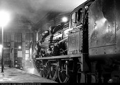 Net Photo: SNCF Steam at Paris, France by Dieudonné-Michel Costes Santa Fe, Ouvrages D'art, Le Parking, Beauvais, Trains, Steam Locomotive, Transportation, Paris France, Paris Suburbs