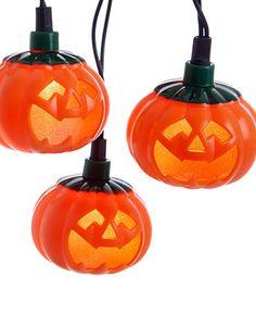 Kurt Adler #halloween #decor #lights #macys BUY NOW!