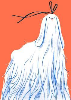 Dogs - Charlotte Dumortier - Illustration & comics
