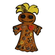 """""""Lucky Charm"""" Doll 