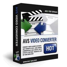 AVS Video Converter 9.4 Crack Full – Full Version Download