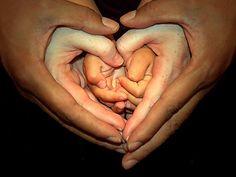 Hands in Hands in Hands bmaggiemay