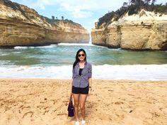 one of my favourite places along the great ocean road.  #lochardgorge #greatoceanroad #melbourne #australia #beautifuldestinations #beautifulmatters #passionpassport #dametraveler #wearetravelgirls #darlingescapes #tlpicks #instaexplore #peopleoftravel #freepeople #worldwanderlust #lonelyplanet #forbestravelguide #exploretheglobe #travelawesome #worldtravelparadise #travelphotography #travel #wanderlust #explore #escape #getaway #vacay #prettyplaces by trappy._