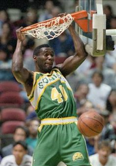 "Before Stoudemire and Griffin, there was a gifted athletic monster named Shawn Kemp aka ""The Reignman"" When Shawn Kemp was drafted by the Seattle Supersonics in 1989, he became the fifth player to go directly to the NBA from high school. His exceptional talent and fierce presence on the court drew comparisons to Michael Jordan, but Kemp's youth was seen as a serious obstacle to his ever reaching superstar status. In a few years the young forward proved that he was indeed All-Star material."