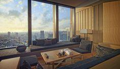 世界初の都市型ホテル!ラグジュアリー・ホテル「アマン東京」が大手町に登場