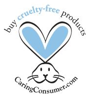 Please buy and use products that are animal free and not tested on animals