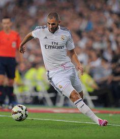 Karim Benzema - Real Madrid V Cordoba 25th August 2014 #LaLiga